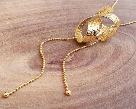 שרשרת דיקלה זהב