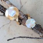 טבעת מרגנית אור – במבחר צבעים