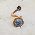 טבעת מרגנית – במבחר צבעים